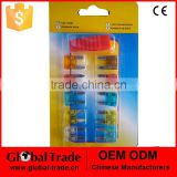 11Pc Mini Auto Fuse Kit .Standard Auto Fuse Kit .Mixed Standard Car Auto Blade Fuse.P0318