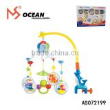 Baby shower gift musical baby cot mobile parts baby toys