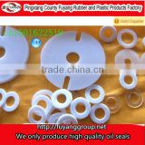 pure white color washer /nylon washer /nylon gasket