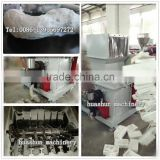 Hot melt recycling machine for EPS foam plastic