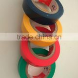 China factory wholesale price adhesive black PVC insulating electrical Tape Christmas stock