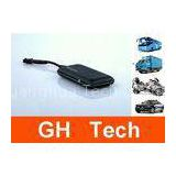 China Mini Quad Frequency Car GPS Tracker System With GSM SIM 9 - 70V Voltage gps tracking device