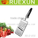 hot sale stainless steel kitchen cheese grater, zester grater