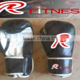Professional Super Leather Boxing Gloves / Fitness MMA Sparring Practice Punching Bag Gloves Stock in Belgium Europe