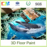 Alibaba Best Selling decorative-paint epoxy 3d floor paint