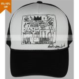 Fashion customize plastic cover baseball cap