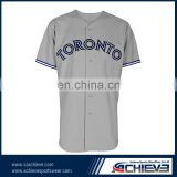 Uniformes de softbol femenino, youth team sublimation baseball jerseys