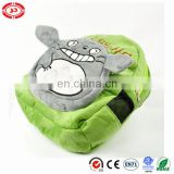 Totoro shape bag for kids backpack