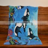 BT147 Best Selling Custom Printing Light Weight Design Beach Towels