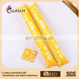 eco printed PE custom inflatable cheer sticks wholesales manufacturer