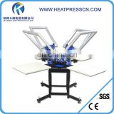 4 Color Rotary Screen Press