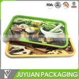 Rectangular hammered cheap metal tray manufacturing company wholesale