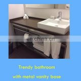 48inch extra wide vanity base for hotel granite vanity counter top