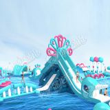 China Factory Inflatable Floating Water Sport Amusement Park