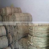 Easy operate Manual Working Straw Rope Making Machine