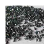 Manufacturers direct black silicon carbide 40 - mesh sandblasting abrasive