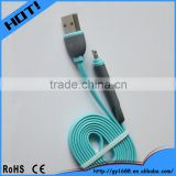 High speed 2 in 1 USB cable for mobile phone,usb data cable 1m                                                                                         Most Popular