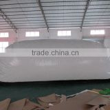 Hot sale inflatable car cover,portable car cover bubble tent,inflatable protection car cover