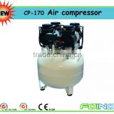 CP-170 CE approved oilless air compressor
