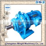 wind generator used X/B Planetary Pin wheel Cycloidal Speed Reducer Gear box with electric motor
