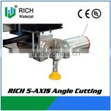 cnc waterjet marble cutting machine Abrasive Waterjet Cutting Machine                                                                                                         Supplier's Choice