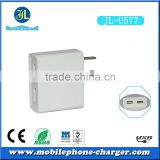 Rapid charging station 10W USB charger double usb wall charger coin operated moile phone charger