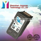 remanufactured ink cartridge for hp 56 ink cartridge for 450/5150/5550/5551/5650/5850/9650/9670/9680