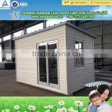 Low-maintenance tiny houses comfortable container homes house plans/sandwich panel prefab house camp tiny house