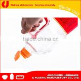 28mm Soy Sauce Plastic Bottle Cap with security seals