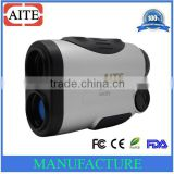 Golf laser rangefinder equipment with pin seeking function for golf companion golf trolley motor