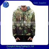 Wholesale 100% Polyester Sublimated Hoody for OEM Service