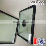 insulated glass panels for roof skylight