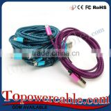 2016 Hot Selling Mobile Phone Accessories USB 2.0 A Male To Micro B Cable
