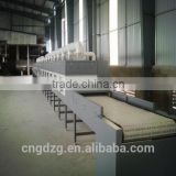 Teflon conveyor Belt sterilizer