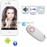 Wireless IOS Android Bluetooth Remote Control Camera Shutter Selfie