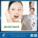 Chinese supplier oem korea whitening disposable deep moisturizing my beauty diary non woven nonwoven compressed face facial mask