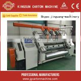 corrugated paper making machine /vacuum single facer machinery /flute paper making machine