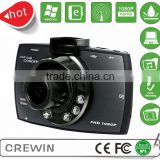 1080 Full HD camera Video Recoder G30 car dvr factory price