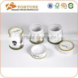 Bio-degradable Hexagon Packing Box,Paper Cylinder Tube Box,Small Cardboard Tube
