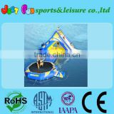 Excellent water trampoline,inflatable water games