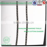 11mm diamond wire saw blade for stone cutting -wire saw cutting tools accessories(diamond beads) manfacturer in china