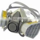 6200 breathing respirators half face gas respirators filter chemical respirator & chemical gas respirator for military