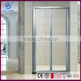 Aluminum Used Folding Accordion Shower Doors(KD3207)                                                                         Quality Choice