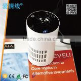 Mini Portable USB Air Purifier Revitalisor Remove Dust Bacteria Air Freshener Cleaner Odors Filter