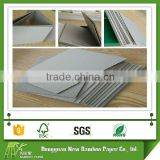 Grade A 1350gsm hard stiffness duplex paperboard used for boxes