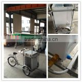 Manufacture design solar ice cream freezer cart portable rechargeable battery Solar Ice Cream Bike 12v Fridge Freezer                                                                         Quality Choice