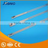 reusable cable tie machine ladder type stainless steel cable tie