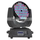 led moving head wash 108 3w LED MH-1084(rgbw)