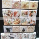 inkjet ceramic relief decor border/listello macthing wall tile length 260/300/350mm
