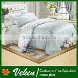 40S*40S 250TCK Printed King Size 100% Bamboo Bed Sheet